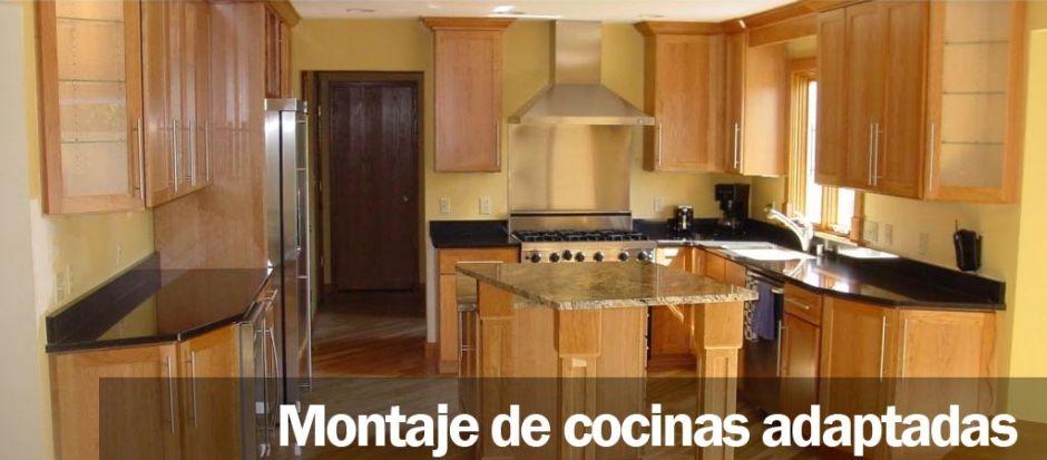 Carpinteria bcn muebles a medida en barcelona - Cocinas a medida barcelona ...